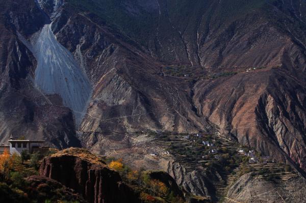 318国道川藏线究竟有多美